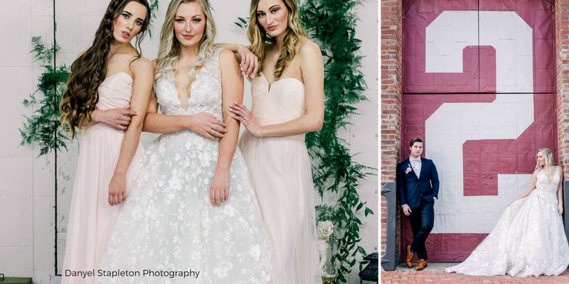 A Blush Wedding Shoot That Got Some Attention