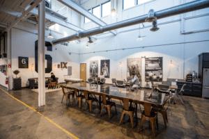 Norwood Space Center Bldg 6 Cafe