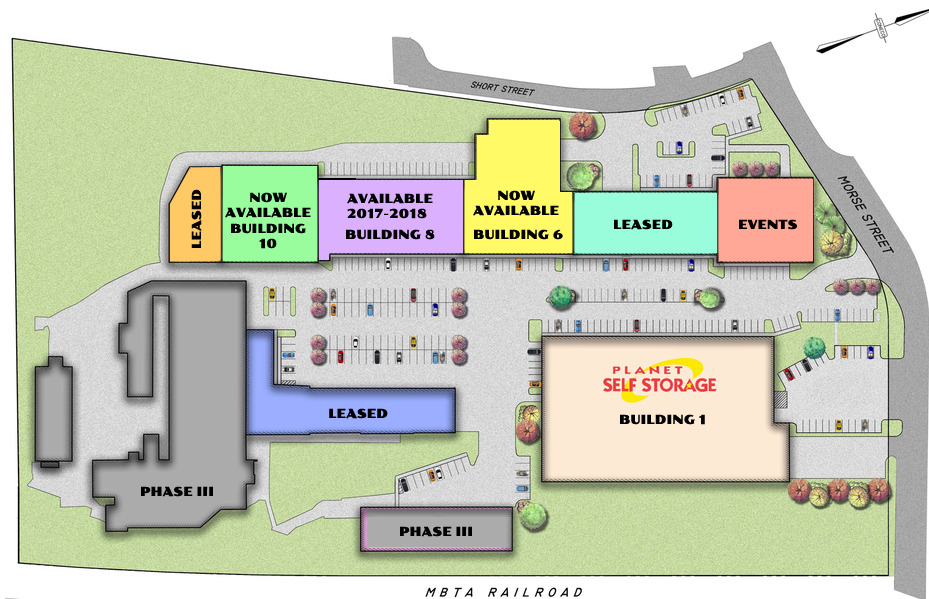 noorwood space center map