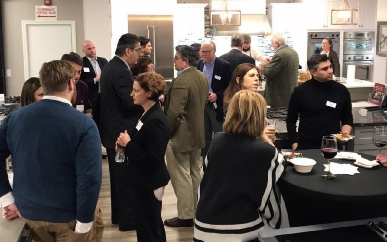 Neponset River Networking100
